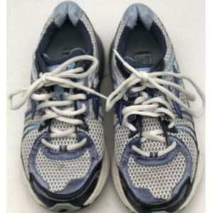 Women Brooks GTS Adrenaline 12 Blue/ Silver Shoes